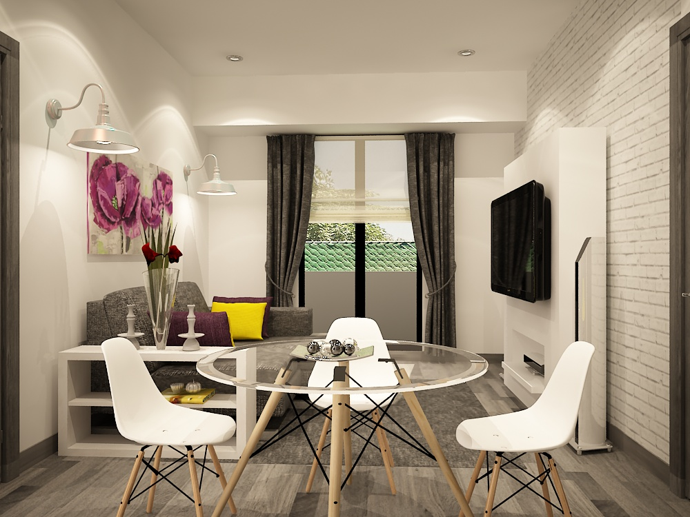 Dise o de interiores interiorismo y home staging virtual for Diseno de interiores y decoracion